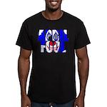 April Fool Men's Fitted T-Shirt (dark)