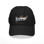 wTfLogo Black Cap
