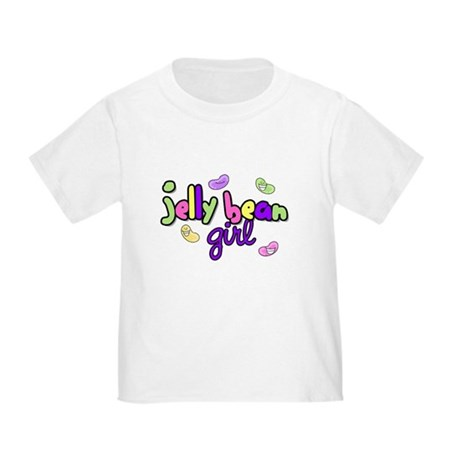 Jelly Bean Girl Toddler T-Shirt