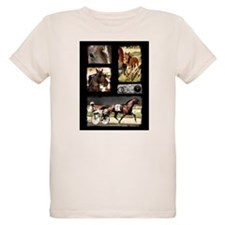 Harness Racing Sport T-Shirt