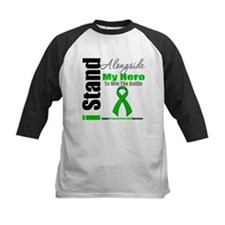 TBI I Stand Alongside My Hero Tee