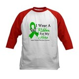 TBI I Wear A Ribbon Hero Tee