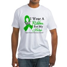 TBI I Wear A Ribbon Hero Shirt