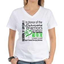 TBI Ribbon Honor Collage Shirt