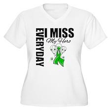 TBI Everyday I Miss My Hero T-Shirt