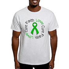 TBI Faith Love Cure T-Shirt