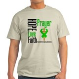 TBI Hope Faith Prayer T-Shirt