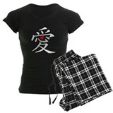 Love in Japanese pajamas