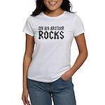 My Big Brother Rocks Women's T-Shirt