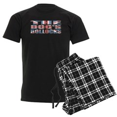 The Dog's Bollocks Men's Dark Pajamas