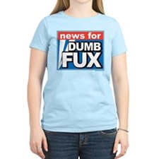 """Dumb Fux News"" T-Shirt"