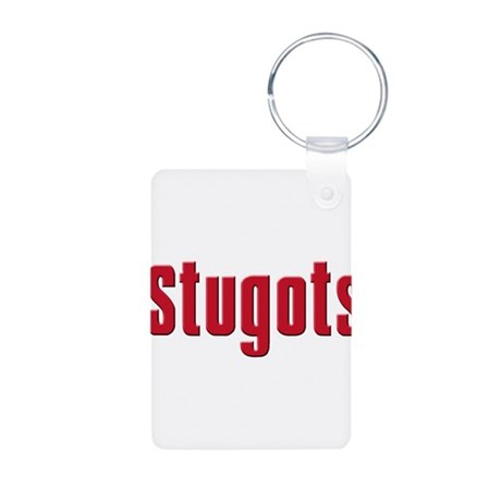 Stugots Aluminum Photo Keychain