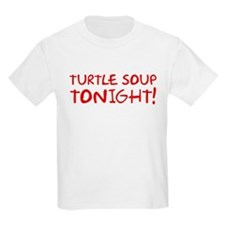 Turtle Soup Tonight Shelby Swamp Man T-Shirt T-Shirt