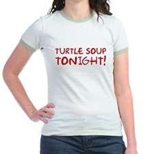 Turtle Soup Tonight Shelby Swamp Man T-Shirt T