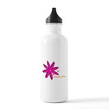Kayak Paddle Power (Pink) Water Bottle