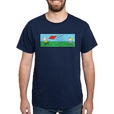 Kite Flight Failure T-Shirt