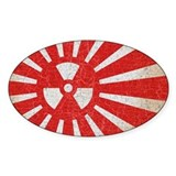 Rising Sun Burn Decal