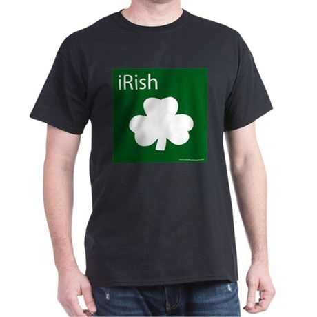 iRish Black T-Shirt