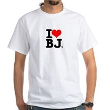 "SharpTee's ""I Love BJ's"" Shirt"