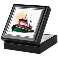 Unique Tugs Keepsake Box