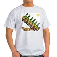 The Beer Belt Ash Grey T-Shirt