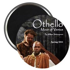 "Othello - 2011 2.25"" Magnet (10 pack)"