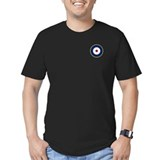 RAF Men's Fitted T-Shirt (Dark)
