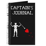 Blackbeard Captain's Journal