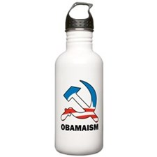 Obamaism Water Bottle