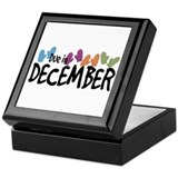 Due in December - Colorful Mi Keepsake Box