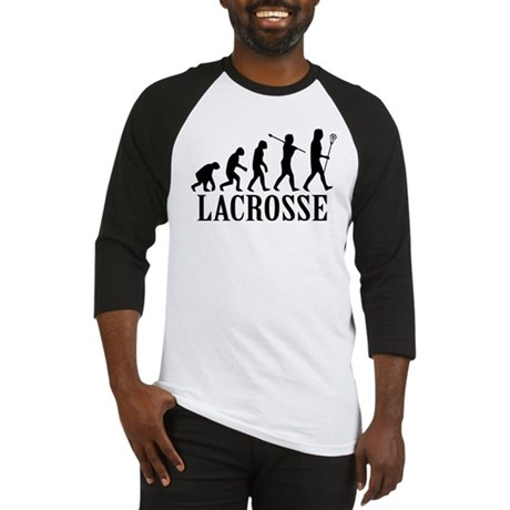 Lacrosse Evolution Baseball Jersey