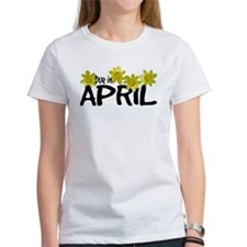 Due in April - Daffodils Tee