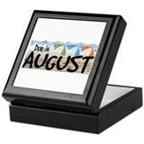 Due in August - Beach Keepsake Box
