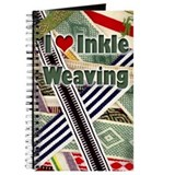 I Love Inkle Weaving Journal
