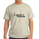The Captain's Woman Light T-Shirt