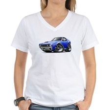 1970 AMX Blue Car Shirt