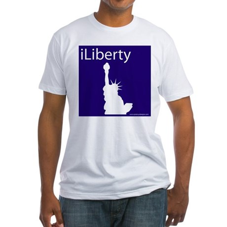 iLiberty Fitted T-Shirt