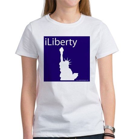 iLiberty Women's T-Shirt