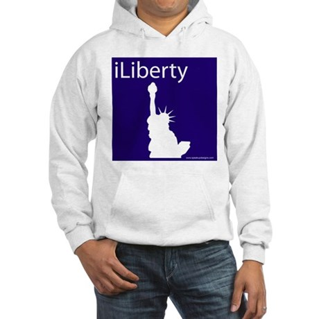 iLiberty Hooded Sweatshirt