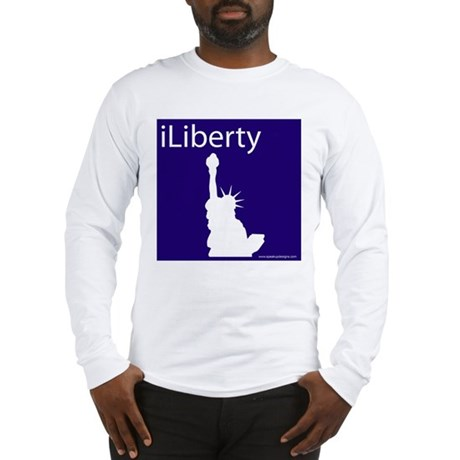 iLiberty Long Sleeve T-Shirt