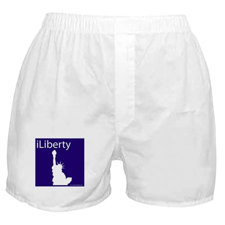 iLiberty Boxer Shorts