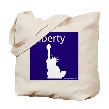 iLiberty Tote Bag