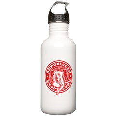 Elephant Seal Stainless Water Bottle 1.0L