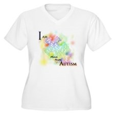 """More Than Autism"" T-Shirt"