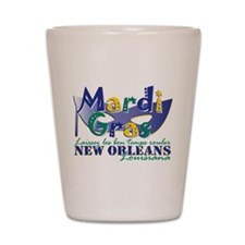 MG NOLA Pl Mk Lai Shot Glass
