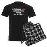 Walk With God pajamas