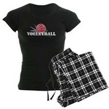 Cute Vball Pajamas