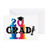 Star Grad 2011 Greeting Cards (Pk of 10)