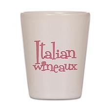 Italian Wineaux Shot Glass
