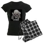 Stro Women's Dark Pajamas